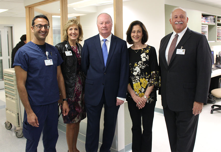 MVH Completes Renovations to the Emergency Department photo