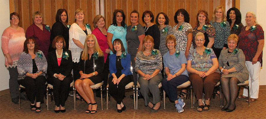 MVH's Annual Service Awards Celebration Honors Employees, Physicians and Board photo