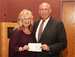 Auxiliary Supports Monongahela Valley Hospital and Local Teens photo