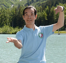 Dr. Ramirez-Del Toro Hosts World Leader in Tai Chi for Good Health photo