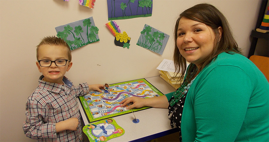 Center for Children's Rehabilitation Services Celebrates photo