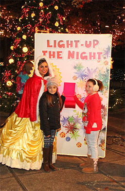 Monongahela Valley Hospital Lights-Up for the Holidays photo