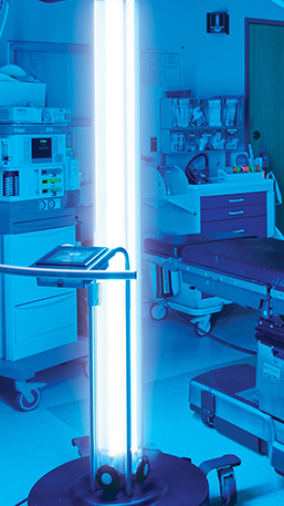 Monongahela Valley Hospital Uses Ultraviolet Disinfection to Keep Patients Safe photo