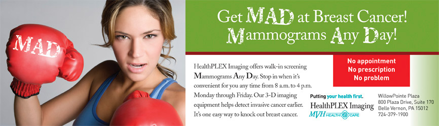 Mammograms Any Day