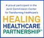 Healing Healthcare Parntership logo