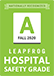Leapfrog Hospital Safety Grade A logo